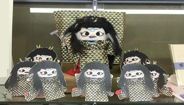 くろごちゃんの今月の扮装はヤマタノオロチ(非売品)