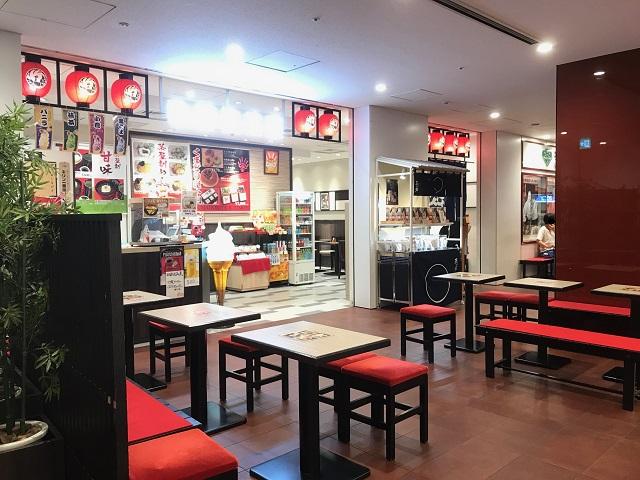木挽町広場 お食事処「歌舞伎茶屋」